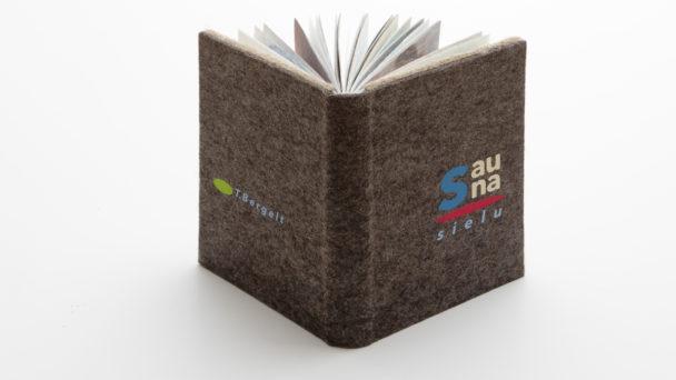 """""""sauna seele"""" Buch - Tatjana Bergelt"""