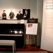 (FOTO: Finntastic) Im Salon von Ahola spielte Venny Soldan-Brofeldt oft Klavier.