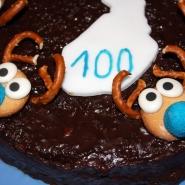 (FOTO: Finntastic) Ein finntastischer Schokoladenkuchen zu Ehren eines finnomenalen Landes!