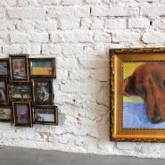 (FOTO: Finntastic) Die Dogumenta im FIN-GER zeigt tierische Kunst.