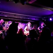 (FOTO: Finntastic) Die Dark Ride Brothers live on Stage at Kaiserkeller Hamburg 2017
