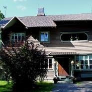 (FOTO: Finntastic) In diesem Haus lebte zur damaligen Zeit der bekannte Lyriker und Dramatiker J.H. Erkko.