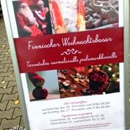 (FOTO: Finntastic) Finnische Weihnachten mitten in Frankfurt am Main: der finnische Weihnachtsbasar der finnischen Gemeinde Frankfurt