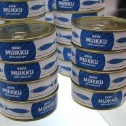 (FOTO:Finntastic) Geräucherte Maränen von Puula-Särvin sind ein echter Gaumenschmaus. Sie passen gut als Ergänzung zur Karelischen Pirogge. www.puula-sarvin.fi