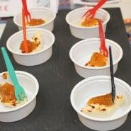 (FOTO: Finntastic) Garniert mit Moltebeermarmelade  ist der finnische Brotkäse ein Traum!