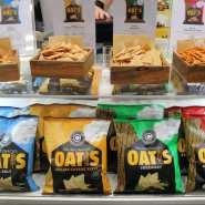 (FOTO: Finntastic)  Die glutenfreien Hafersnacks von Real Snacks gibt es  in  ganz unterschiedlichen Sorten.