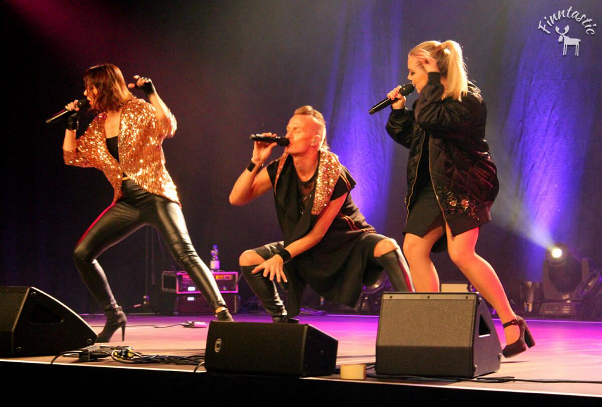 FOR(FOTO: Finntastic) FORK live on stage at Mercedes Schmolck Foyer Emmendingen