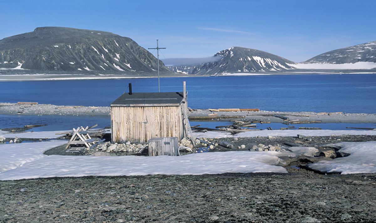 (FOTO: Heiner Kubny) Spitzbergen, eine mysthische Landschaft am Ende der Welt