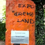 """(FOTO: Finntastic) Die Ausstellung """"Grenzland"""" von Laura Zyzeka fand in der FIN-GER Sauna statt."""