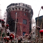 (PHOTO: Finntastic) Munkkiniemi water tower, the former residence of Ville Valo