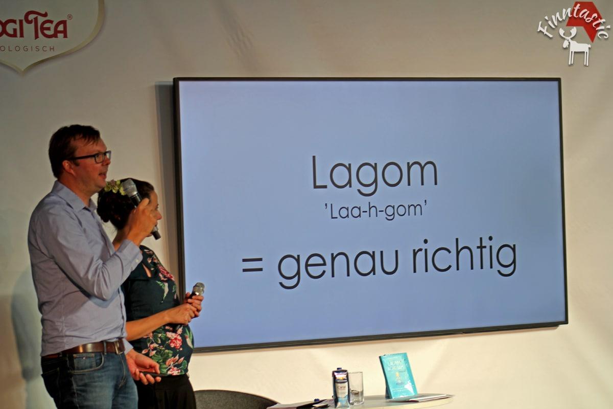 (FOTO: Finntastic) Lagom bedeutet ein gesundes Mittelmaß von allem!