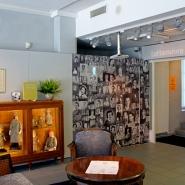 (FOTO: Finntastic) Im Foyer des Lottamuseums gibt es auch einen kleinen Souvenirladen.