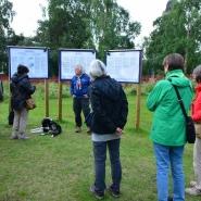 (FOTO: Liane Gruda) Die Gäste bekommen Einblick in die Kultur der Samen.