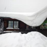 (FOTO: Lagomera) In Schweden liegt im Winter noch richtig viel Schnee!
