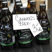 (FOTO: Finntastic) Skurril klingt auf jeden Fall  das Cannabis-Ingwer Bier Tanheiser aus Lettland.
