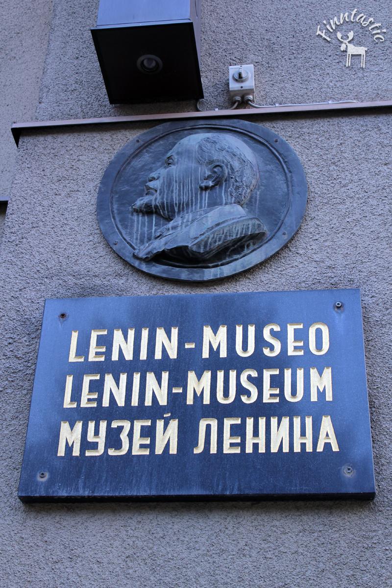 (FOTO: Finntastic) Neben dem bekannten Sibelius Museum gibt es in Tampere auch ein Leninmuseum, das an die russische Vergangenheit Finnlands erinnert.