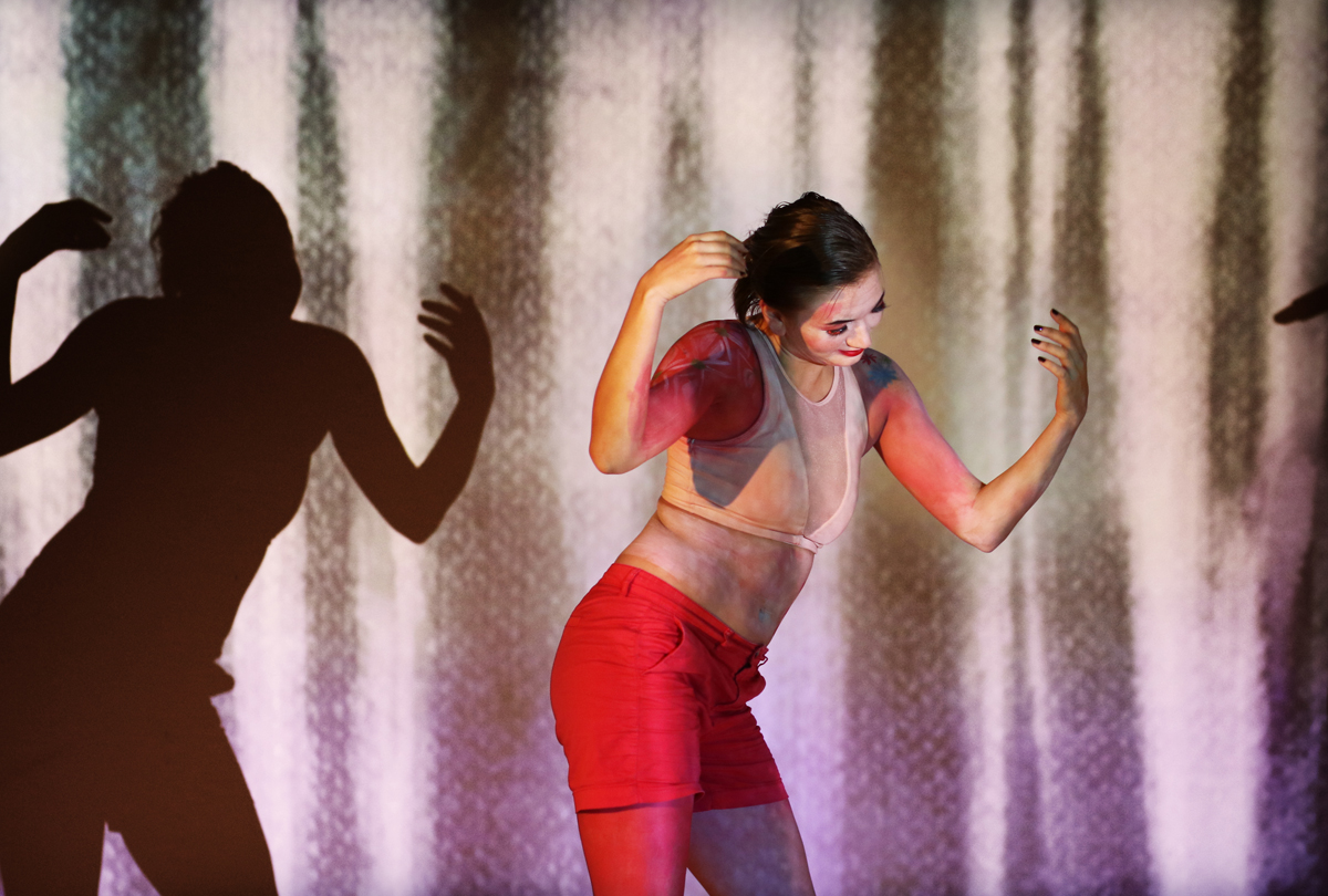 (Photo: Markus Heinonen) The Geisha Dance Concert is about women's rights in modern Society.