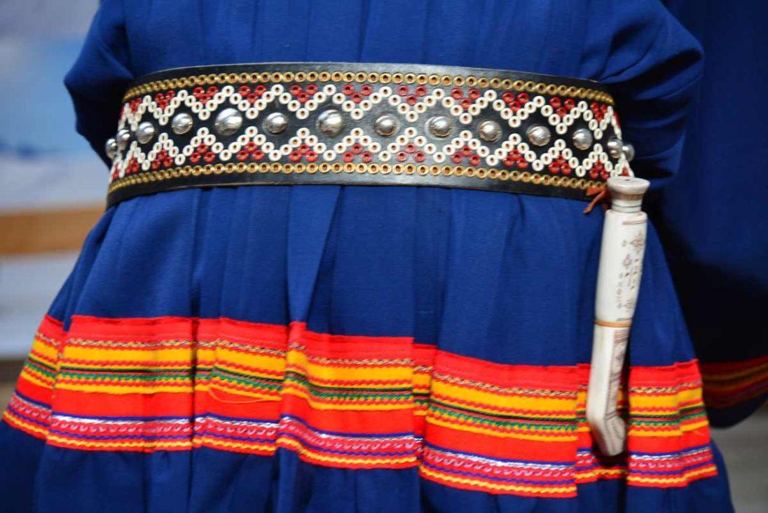 Samische Tracht