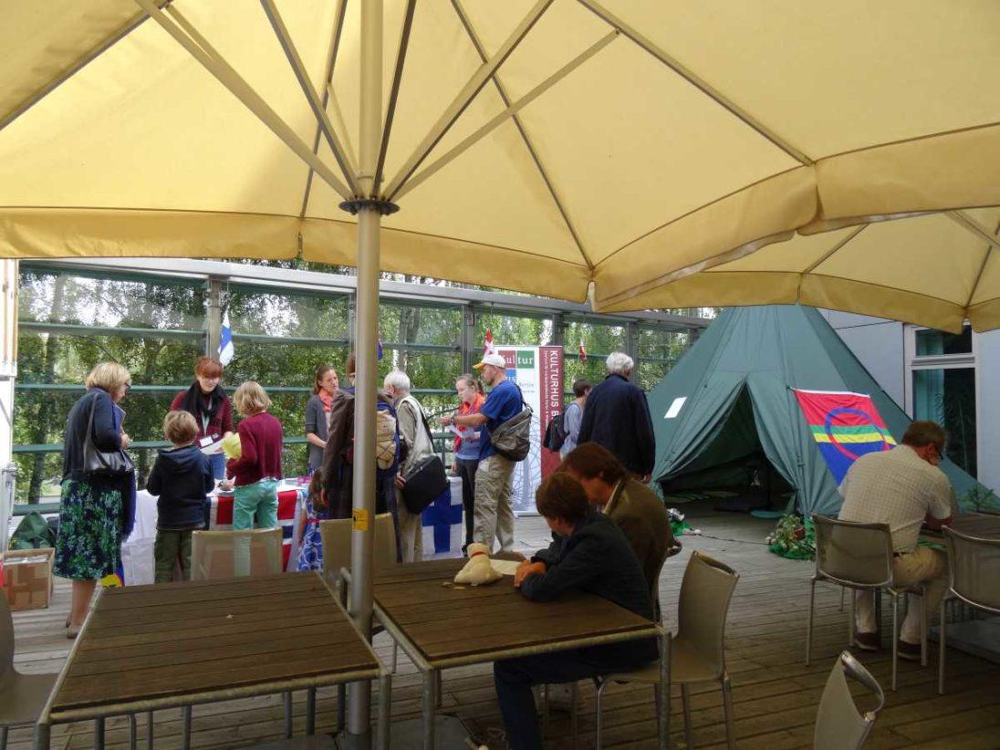 Samischer Sommer 2015 - Kulturfest der nordischen Botschaften