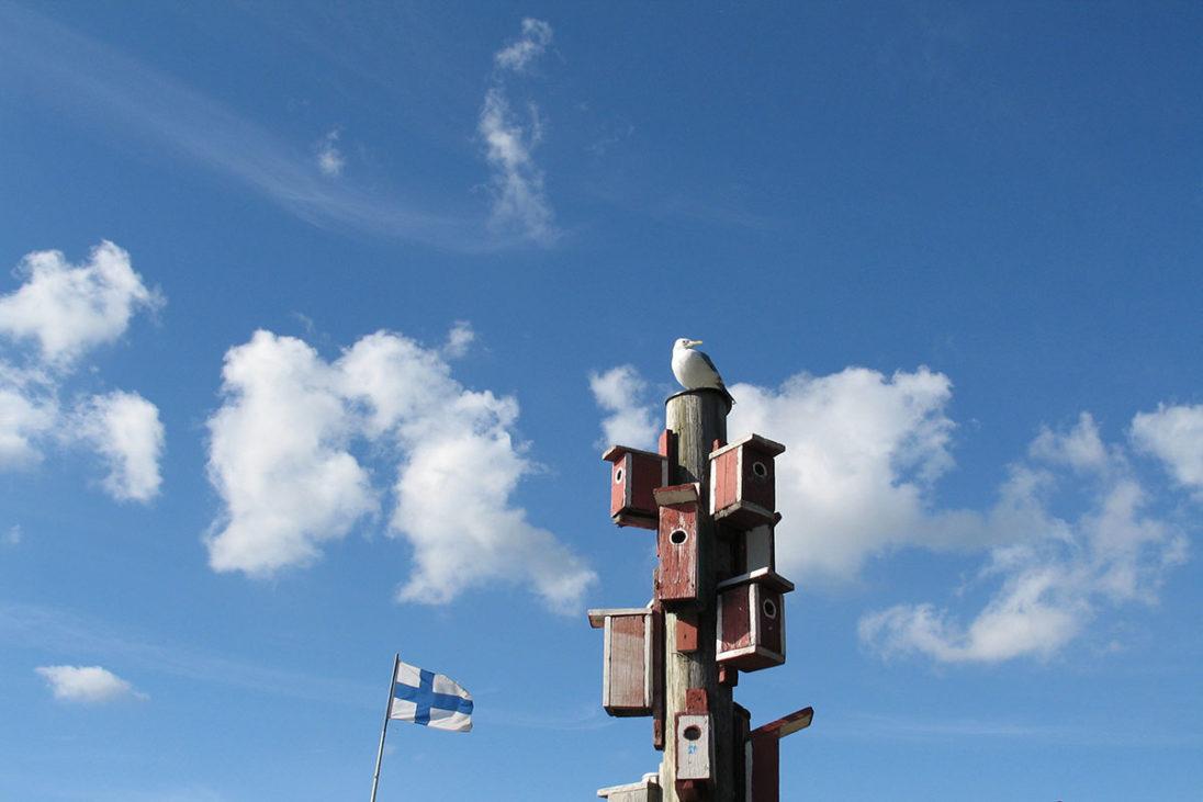 Mein Herz schlägt für Finnland!
