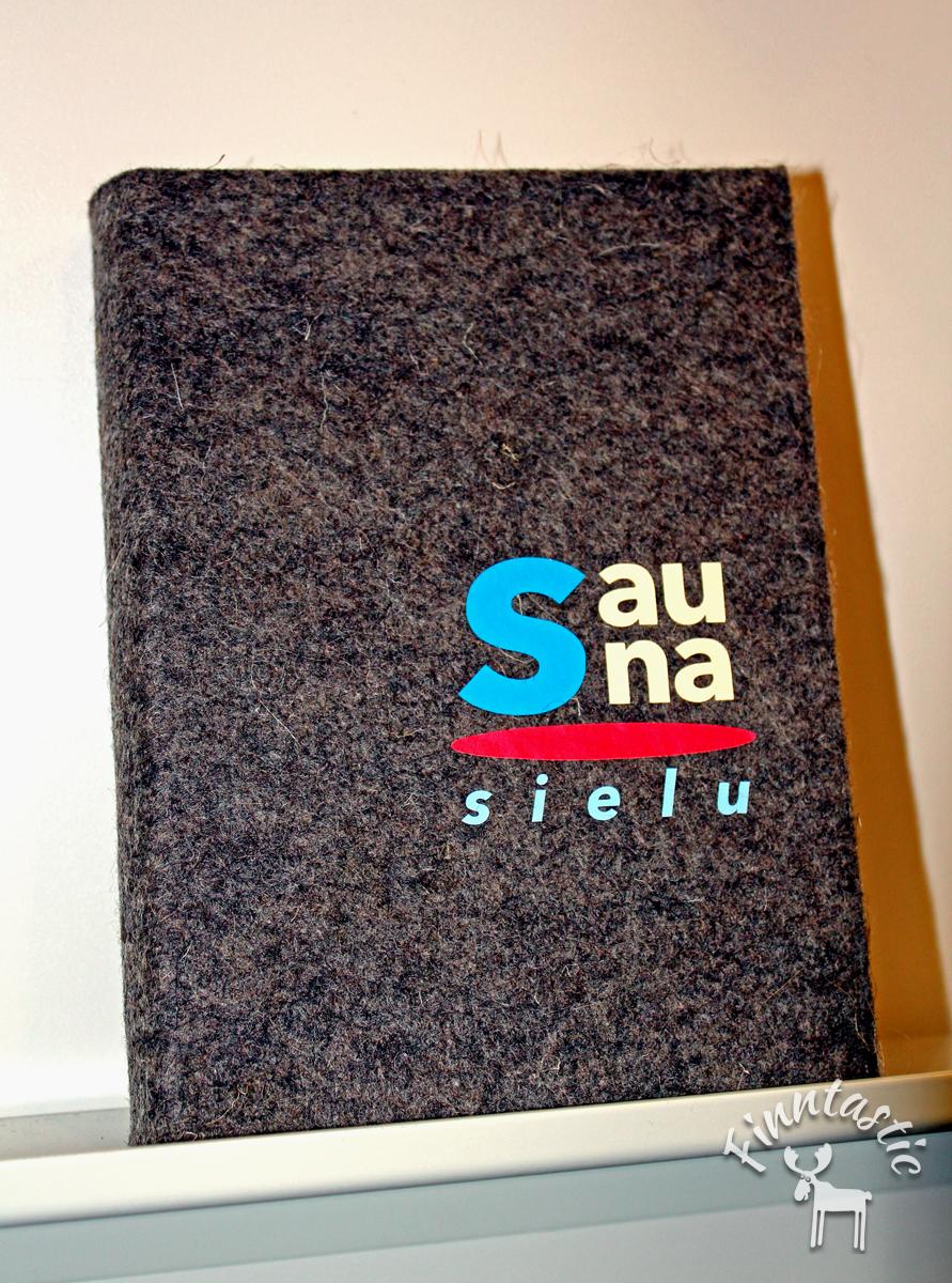 Sauna seele Buch