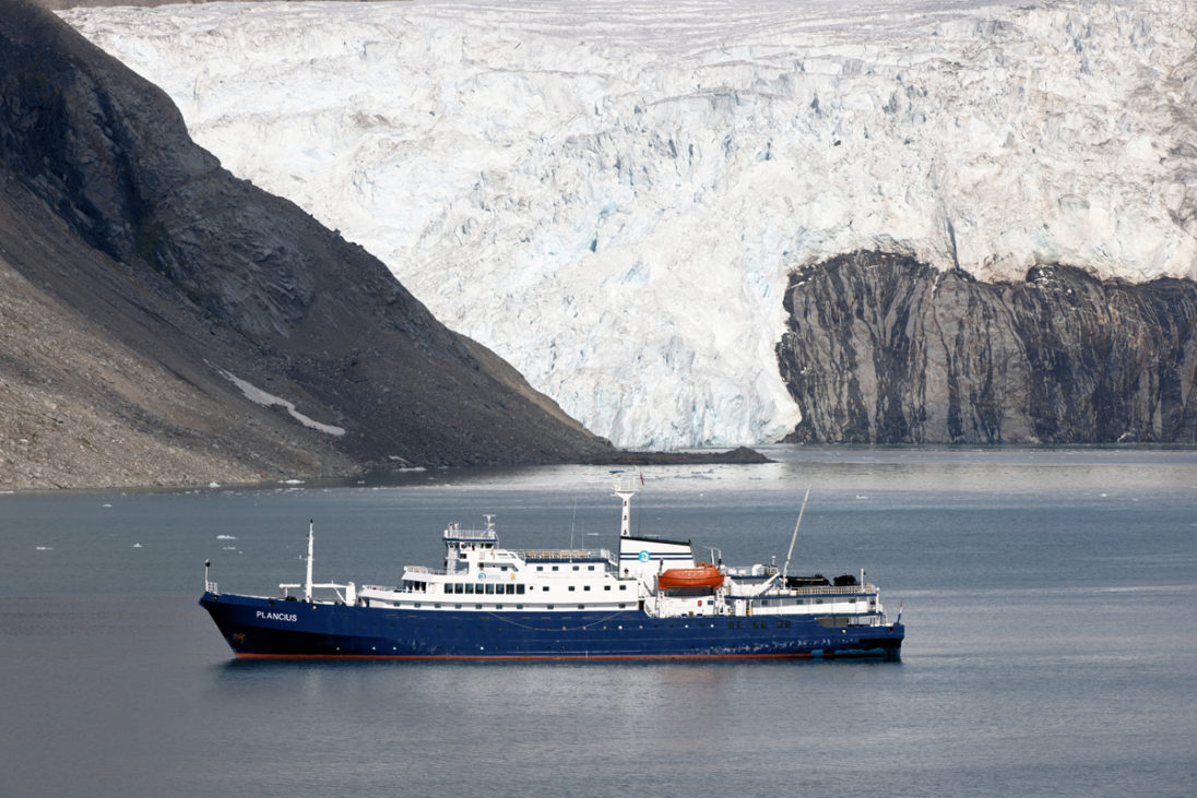 Plancius Svalbard - Expeditionsschiff