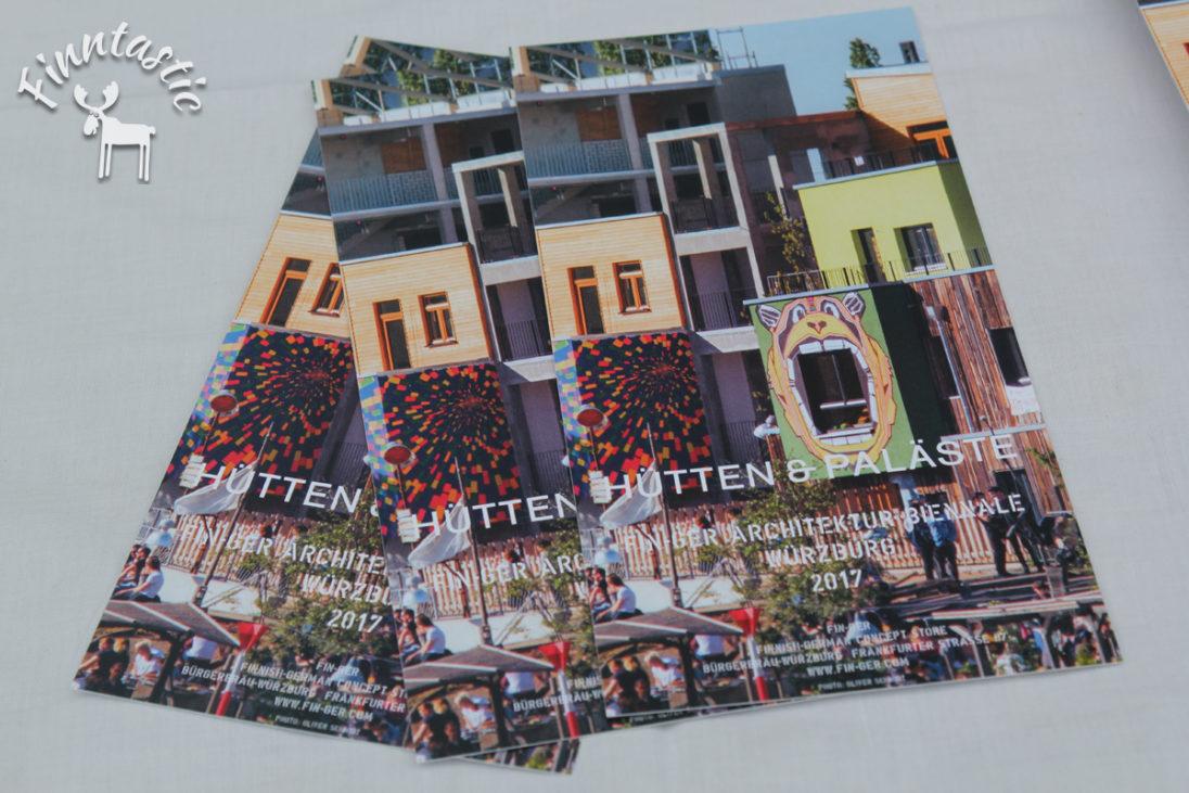 Eintrittskarten für die FIN-GER Architektur Biennalen 2017