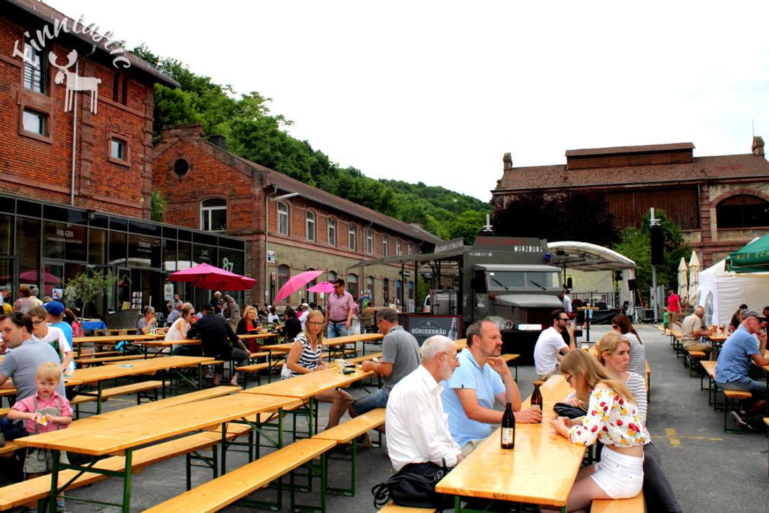 Sommerfest Bürgerbräu