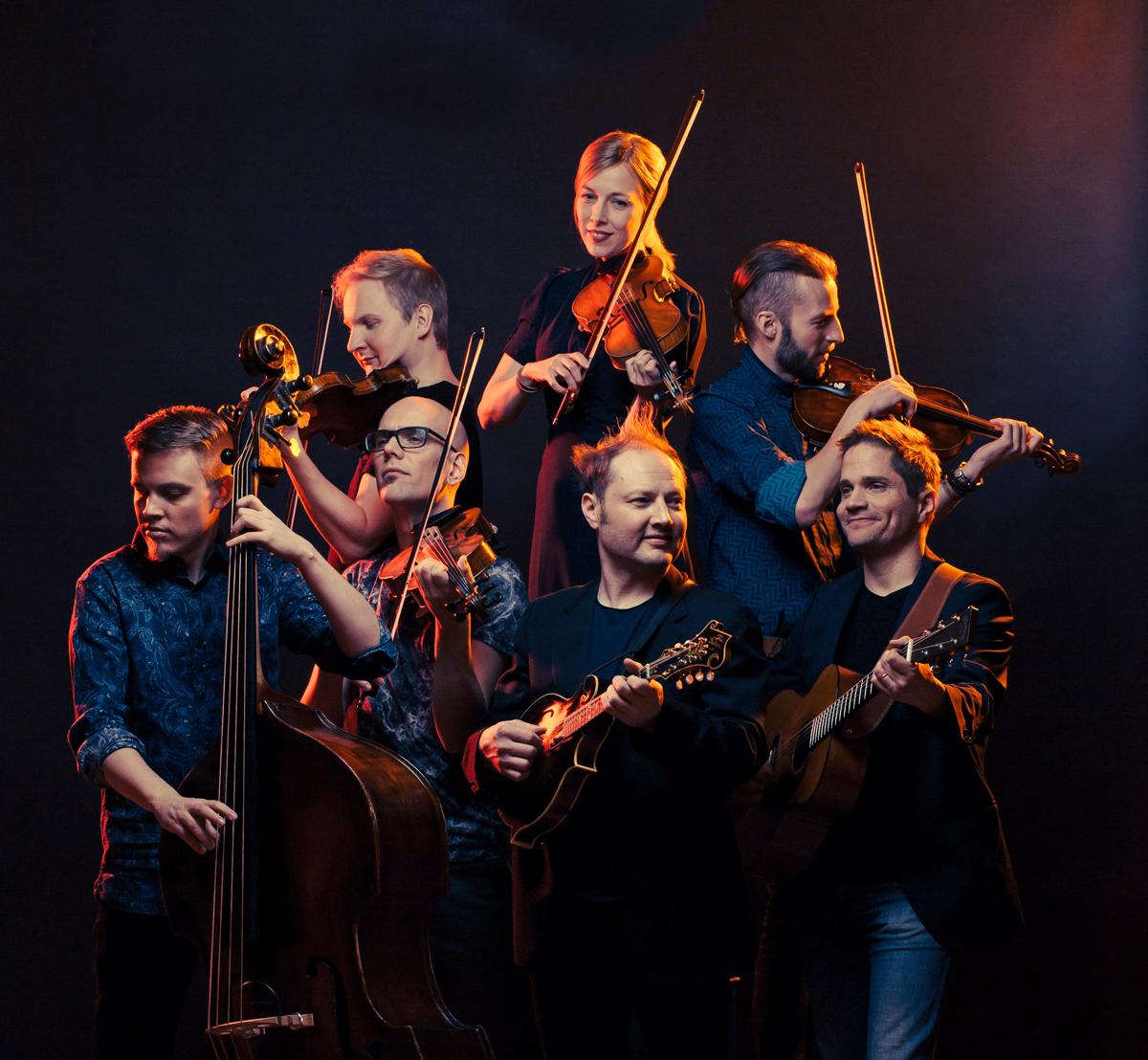 (FOTO: Tero Ahonen) Die finnisch-norwegische Band Frigg ist weit über den Norden Europas für ihren einzigartigen