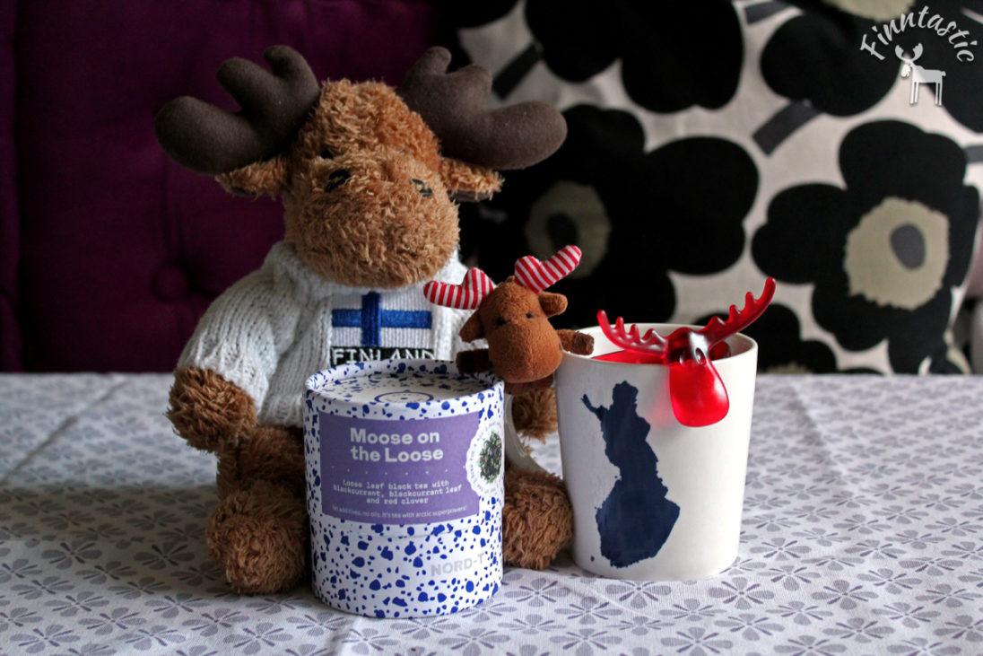 Teatime mit Janne-Oskari und Mika-Waltari