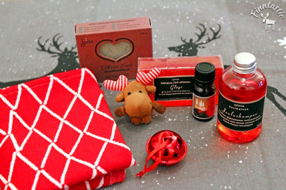 Weihnachtliches Glögi-Wellness-Set von Alati