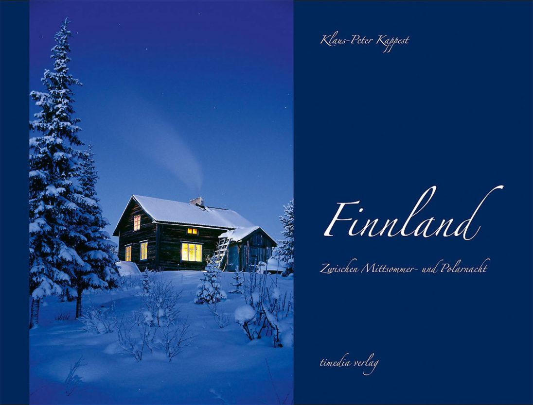 Bildband Finnland - Zwischen Mittsomer- und Polarnacht
