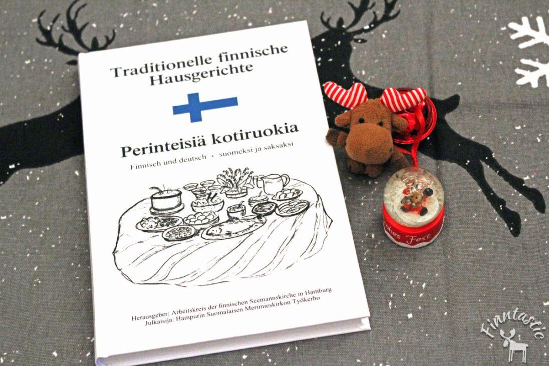 Finnisches Kochbuch der finnischen Seemannskirche in Hamburg