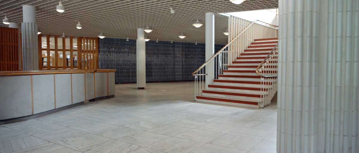 Alvar Aalto Kulturzentrum Wolfsburg
