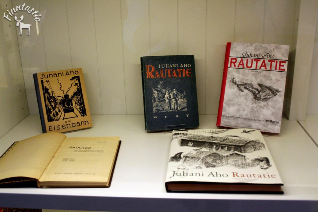 Bücher Juhani Aho