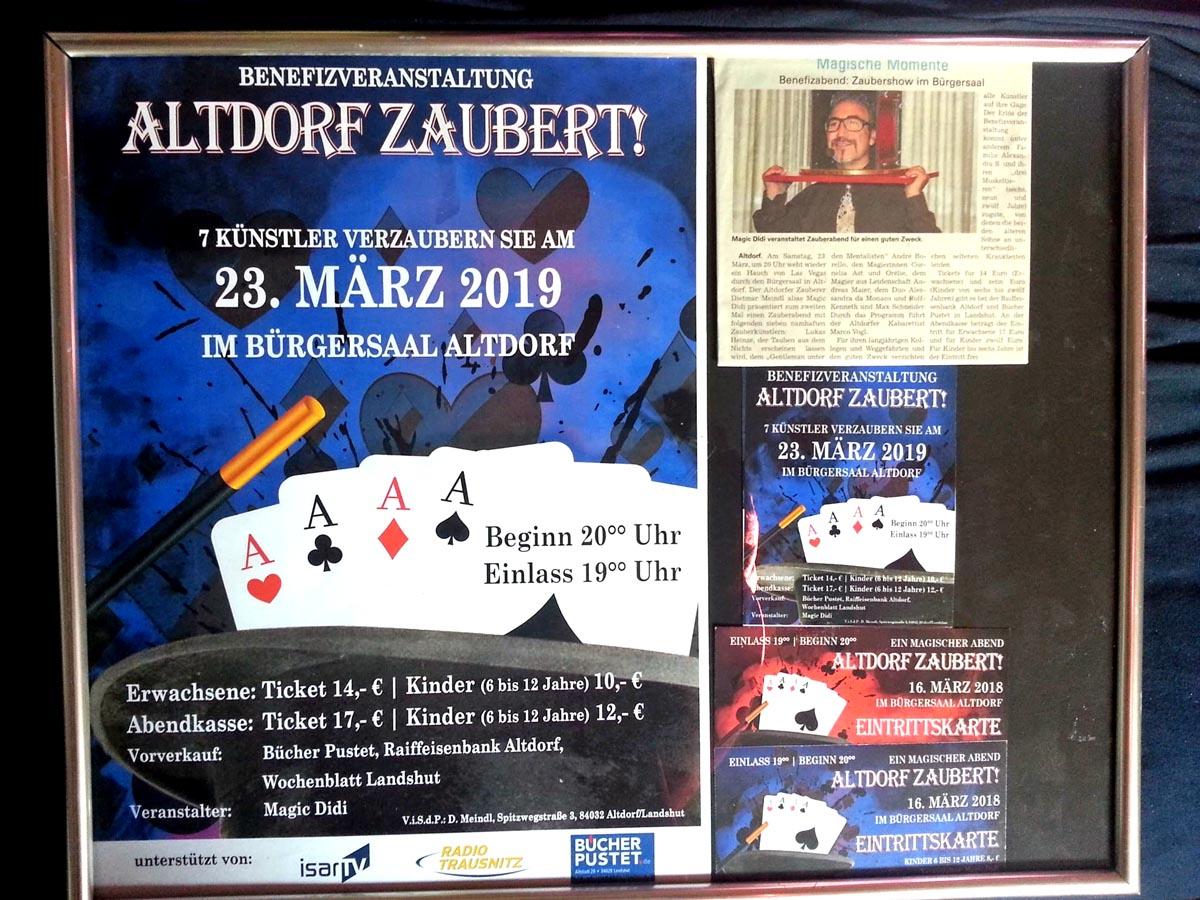 Altdorf zaubert