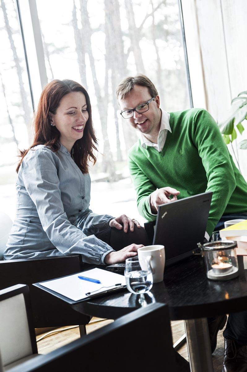 Dr. Anne und Olof Brolien - Lagomera