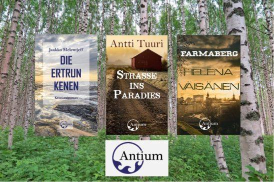 Books of the Antium Verlag