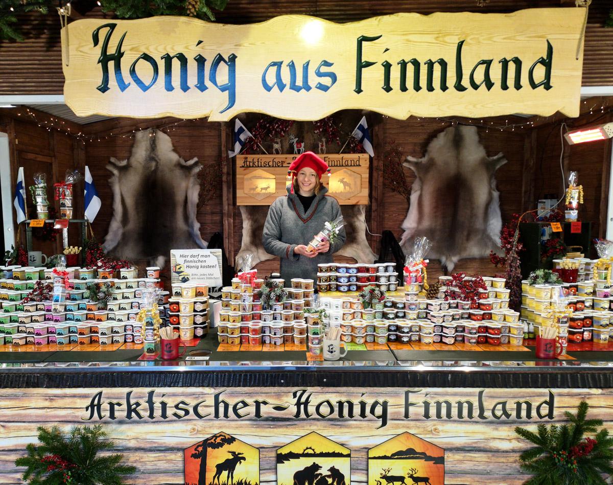Arktischer Honig Finnland
