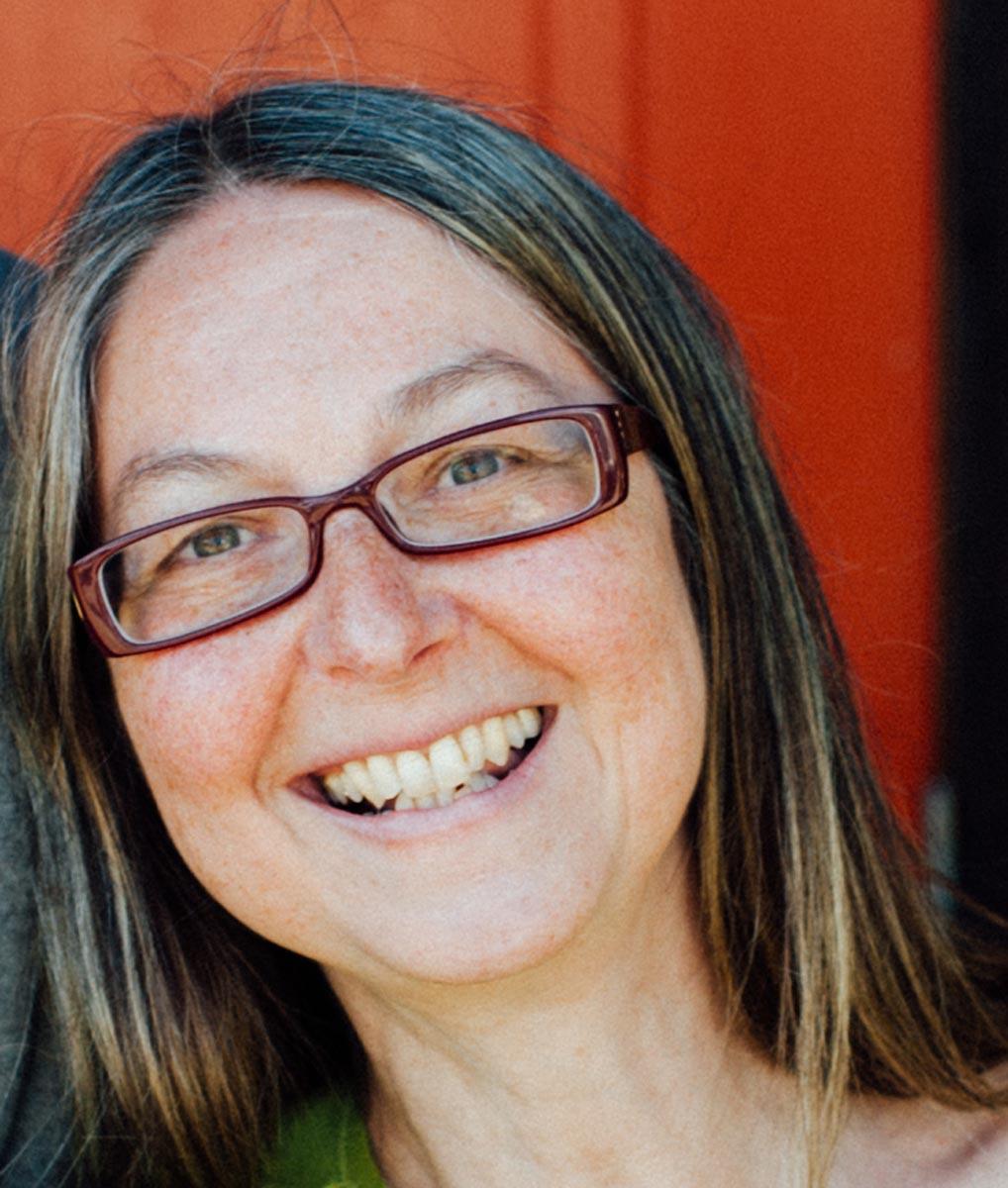 Autorin Hiltrud Baier