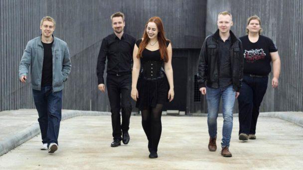 Heavy Metal Band Averlanche from Helsinki