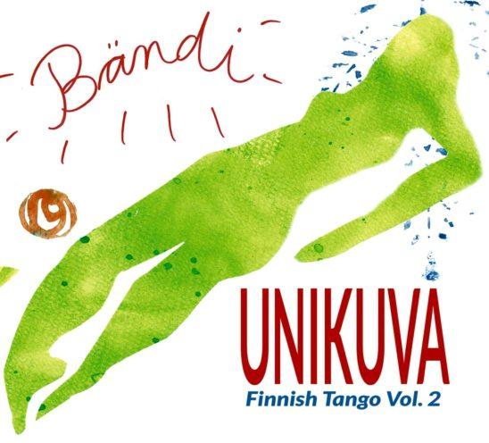 Bändi Unikuva CD Cover