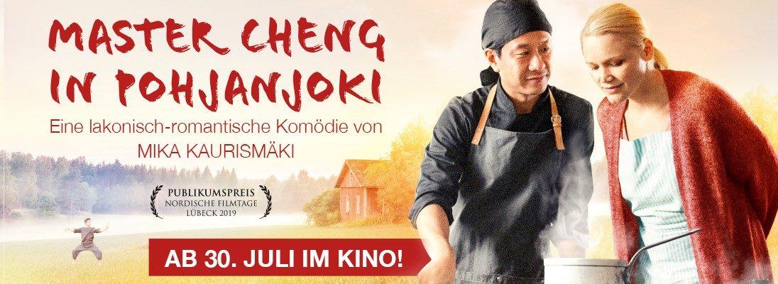 Master Cheng - Film von Mika Kaurismäki