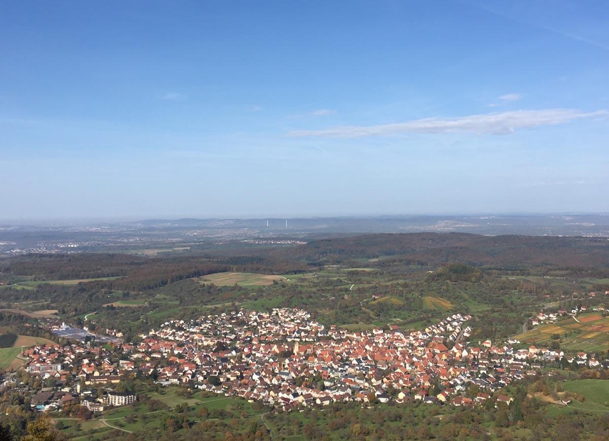 Beuren in Süddeutschland