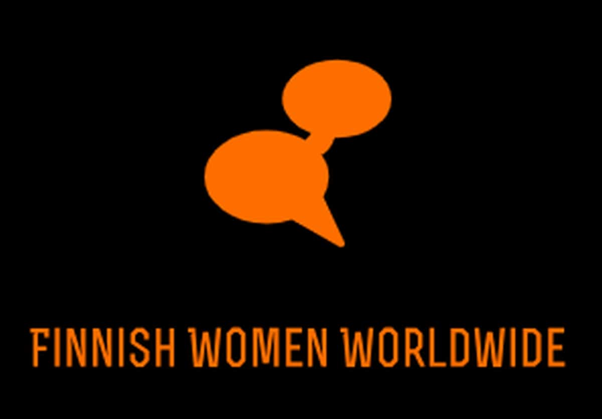 Finnish Woman Worldwide Logo