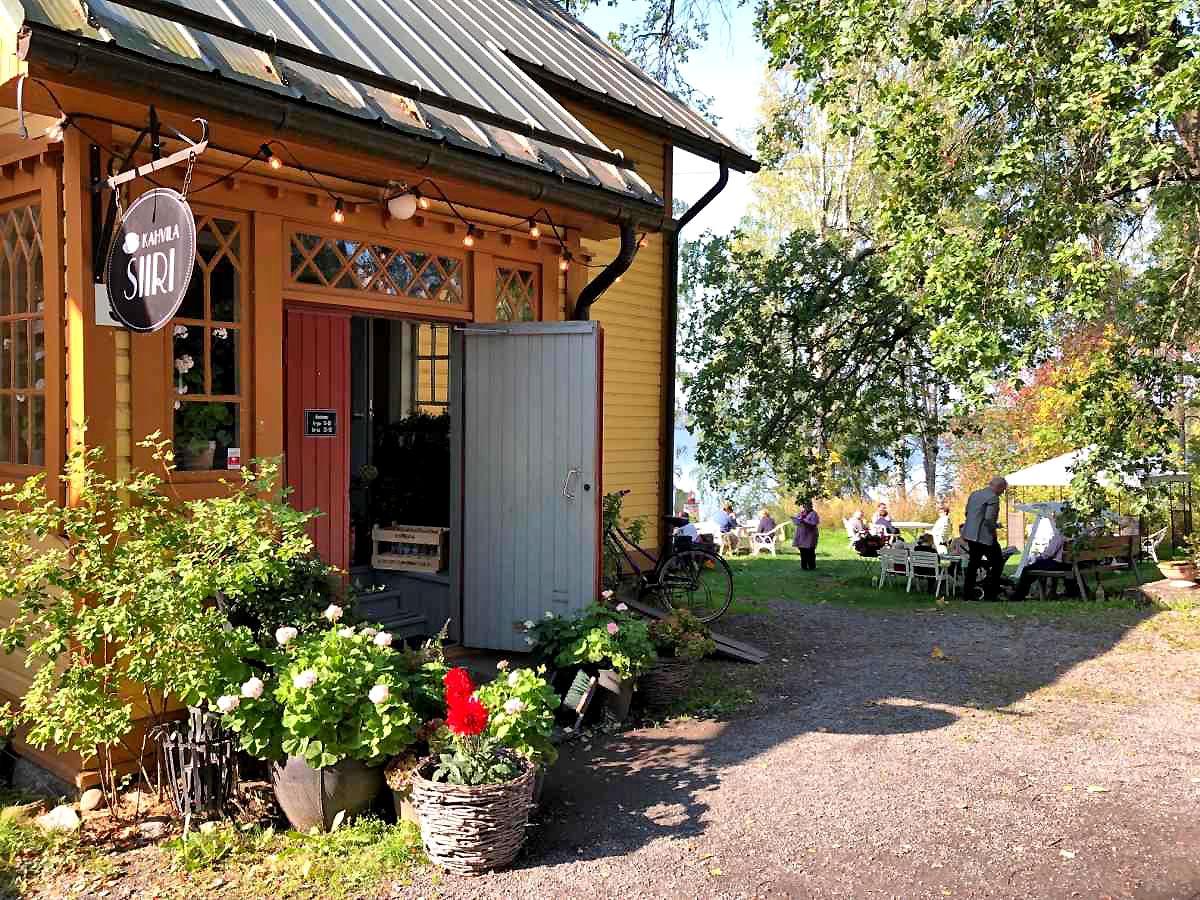 Café Siiri in Lempäälä