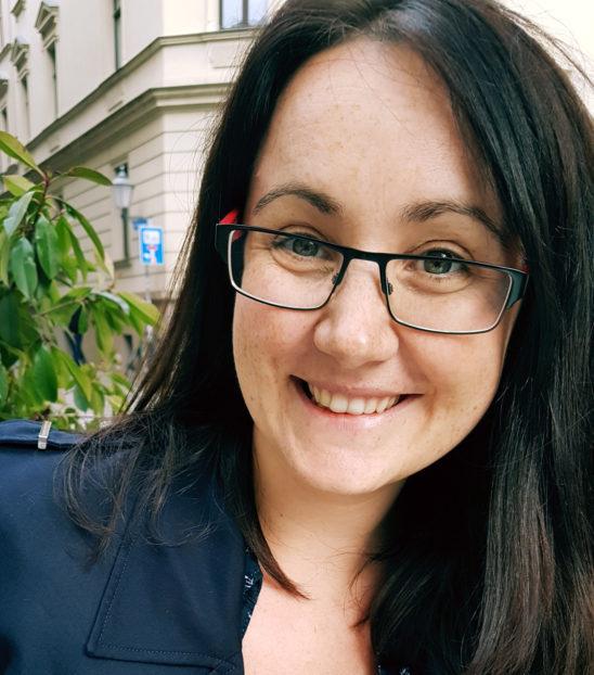 Carolin Hillner von der Löwe TV Film- und Fernsehproduktion