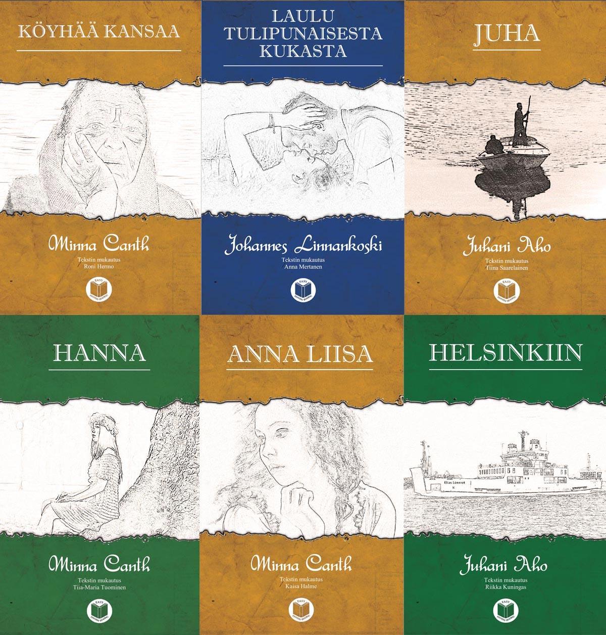 Artemira - Finnish Easy Reading Books