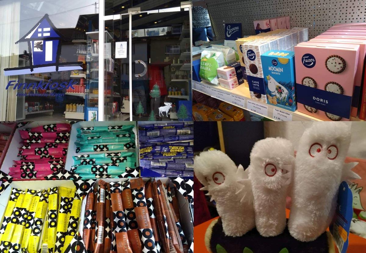 Finnkiosk Shop St. Goar