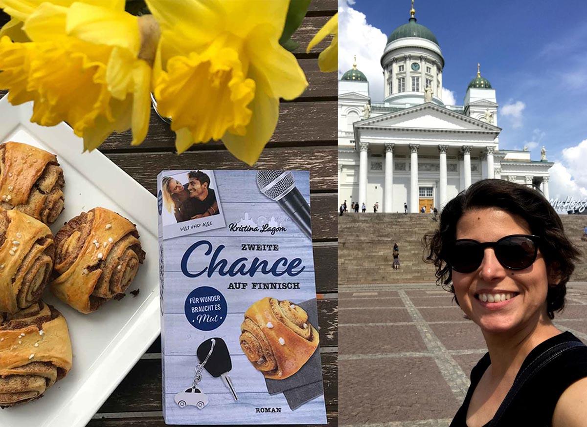 Kristina Lagom - Zweite Chance auf Finnisch